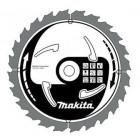 Диск по Дереву пильный Makita MForce 185мм*30мм 24зуб (B-31239)