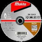 Отрезной диск Makita по нержавейке A60T 180 мм D-12267